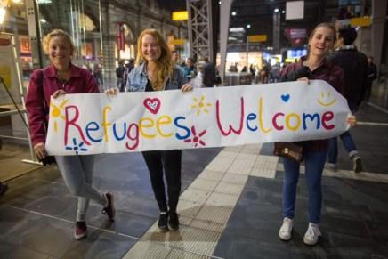 Refugee crisis: Merkel's double game