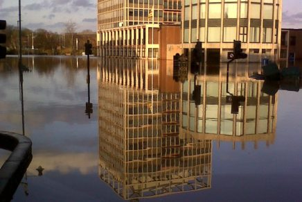 Eyewitness: Carlisle floods mean learning what it is like to be on the front line of climate change