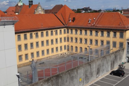 On strike in Germany's jails – an interview with the prisoners' union