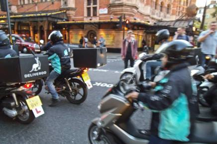Deliveroo and the anatomy of the 'gig' economy