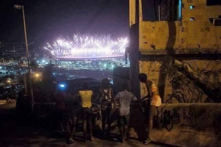 Olimpíadas pra Quem? – Olympics for whom?
