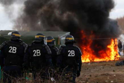 15 October could be a dark day for refugees in Calais