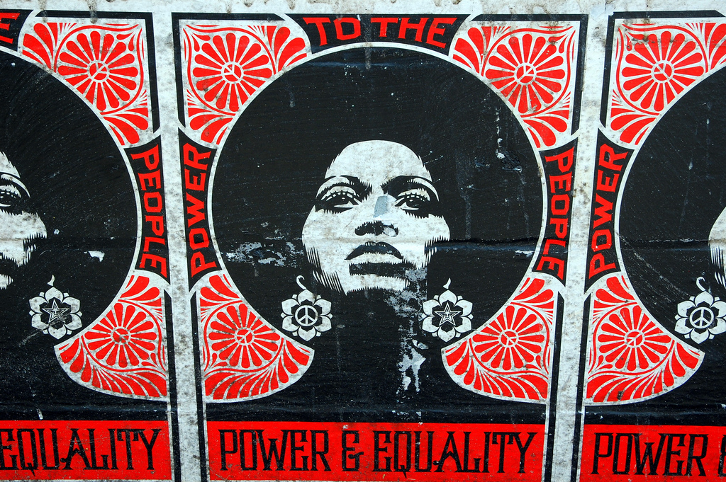 Black Panthers exhibition