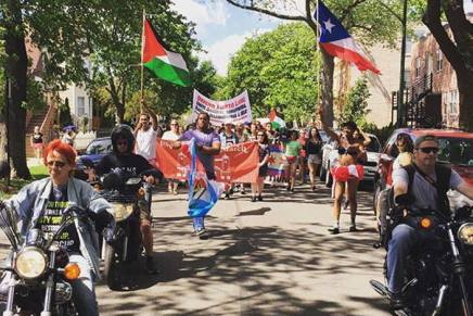 Solidarity with Chicago Dyke March: it's not antisemitic to oppose Israel