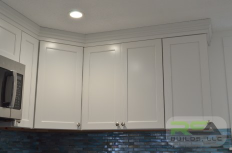 Installation--Cabinetry