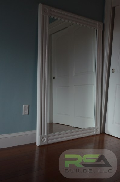 Custom Furniture--Mirror
