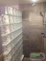 Bathroom Remodel--Shower