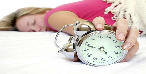 Causa de dormir mucho