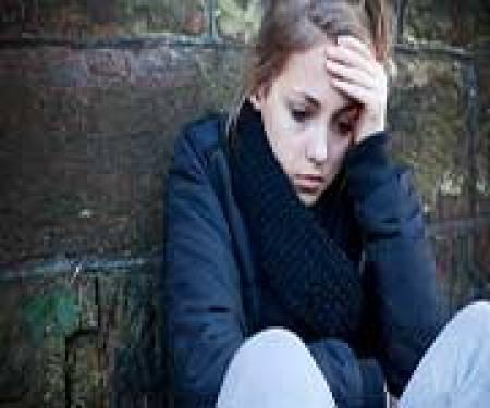 Depresión de jóvenes