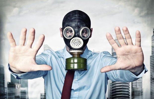 Persona tóxica envenena