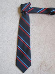 RSAR Regimental Tie