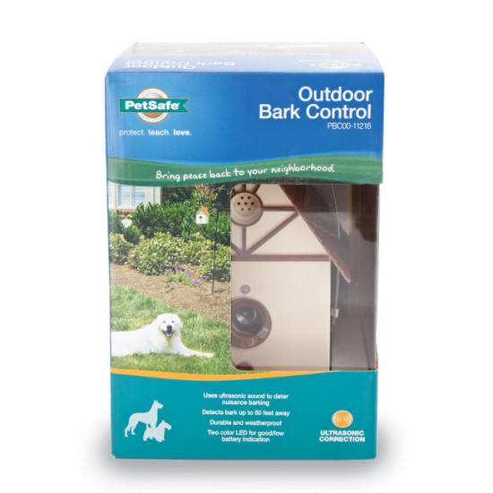 Outdoor Ultrasonic Bark Control By Petsafe Pbc00 11216