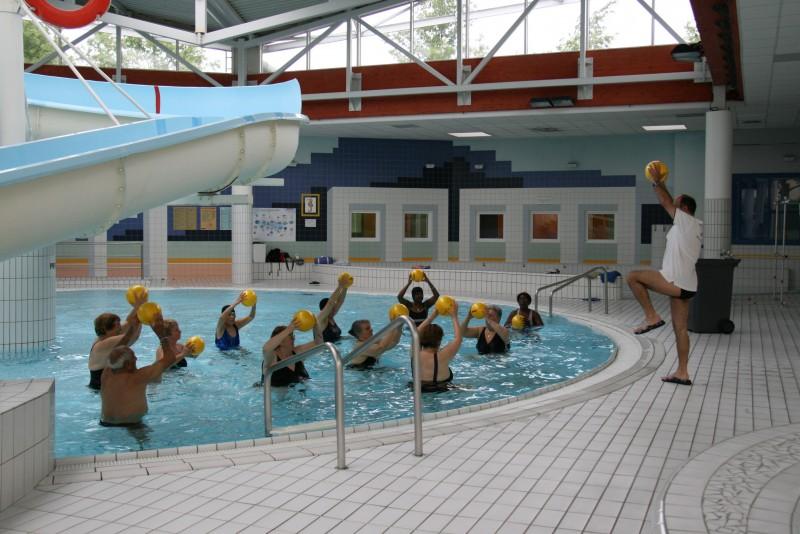 Aquagym A La Retraite Sportive Et Culturelle De L Hautil