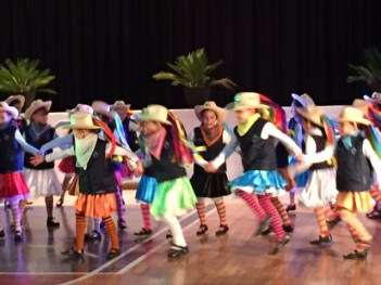 Dance performance to open the 5th International Conference of Heads of Sacred Heart Schools