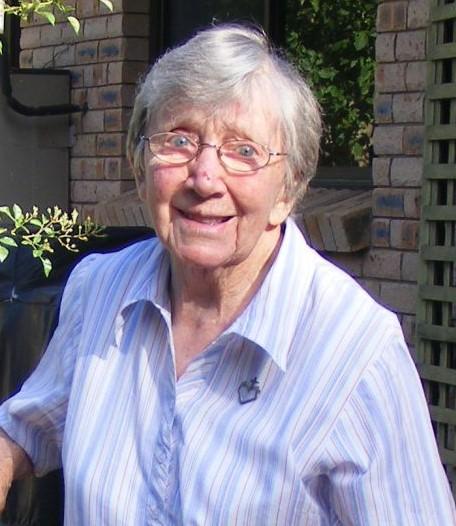 Sr Helen Gilroy, RSCJ
