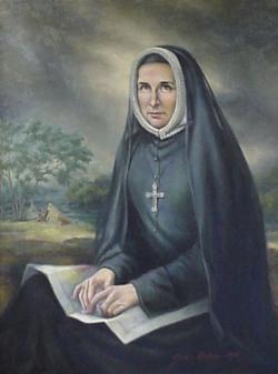 sveta Roza Filipina Duchesne - redovnica
