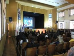 Abertura - VIII Forum Social JPIC/BH