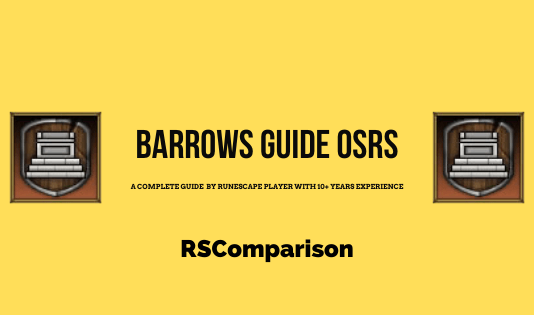barrows guide osrs