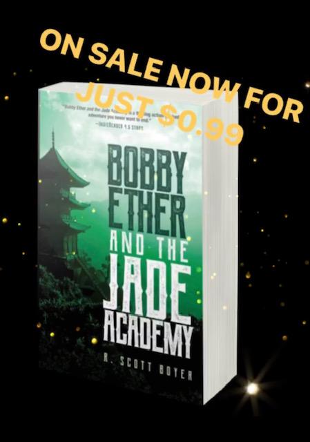 Jade Academy Ebook – $0.99 Promo