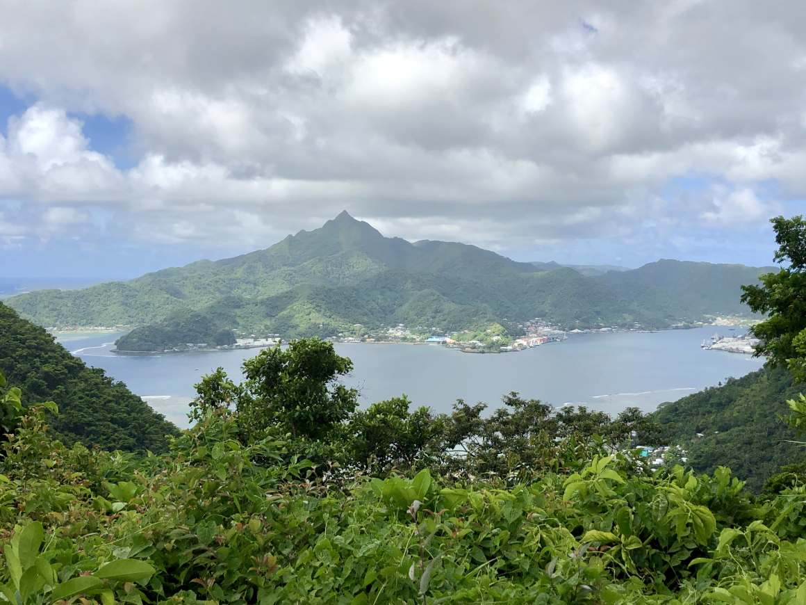 Pago Pago Harbor