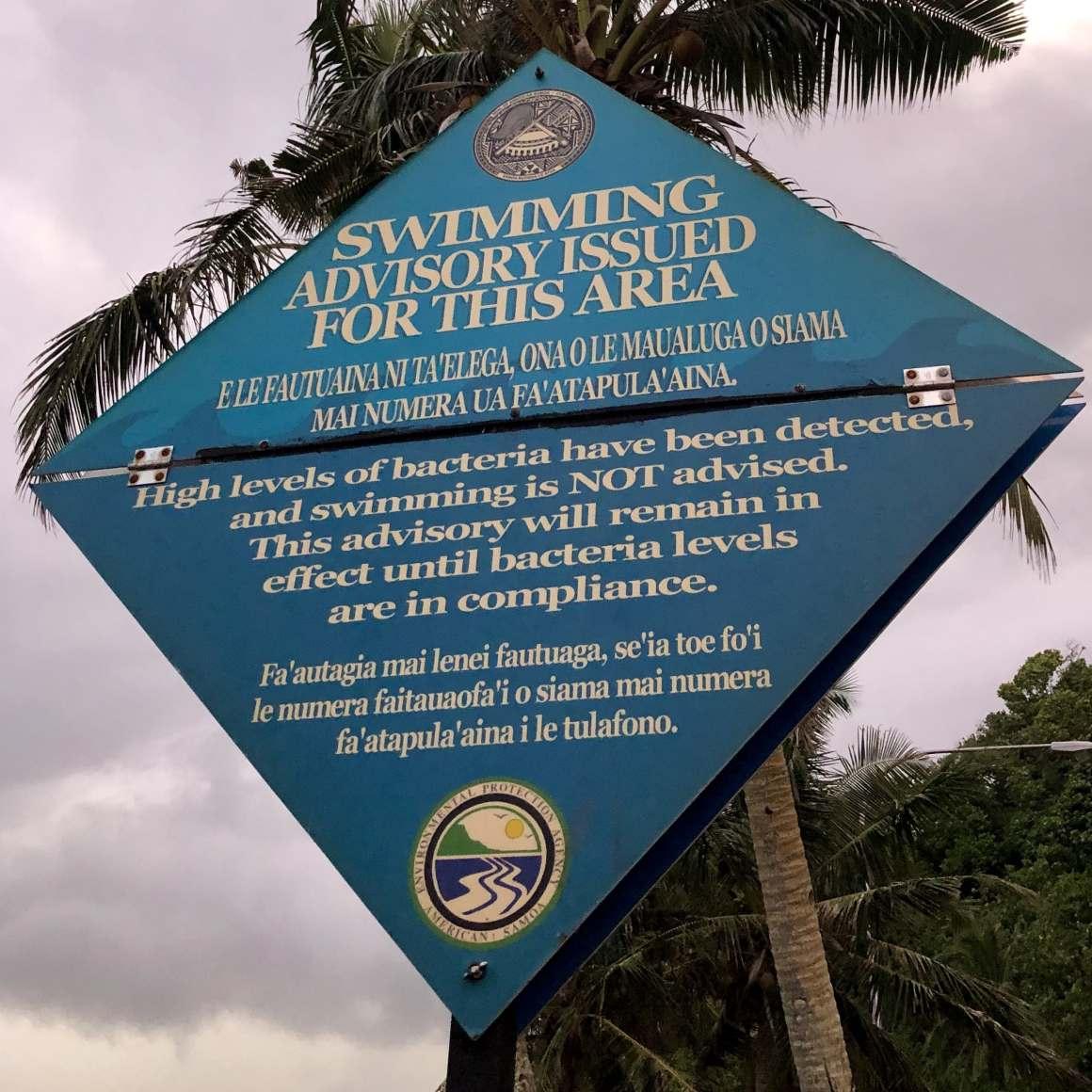 snorkeling warning