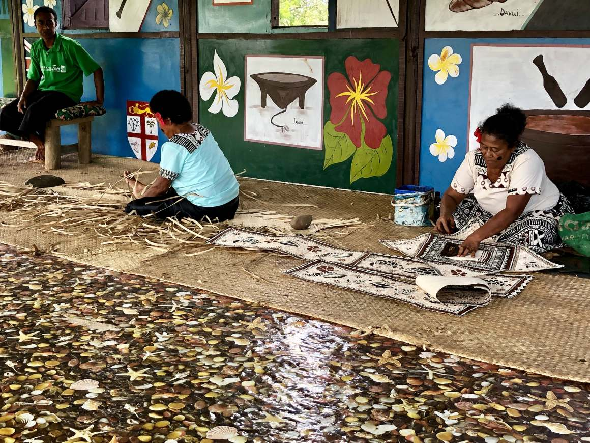 Fijian women