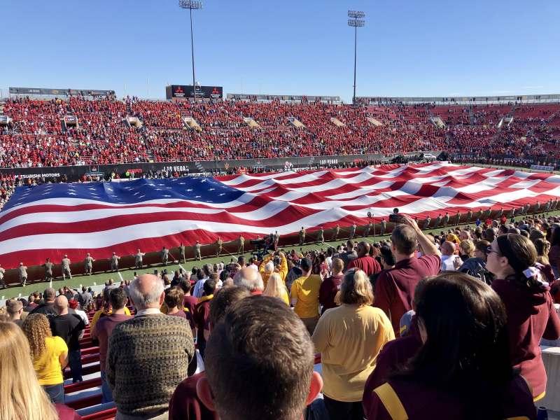ASU Vegas Bowl
