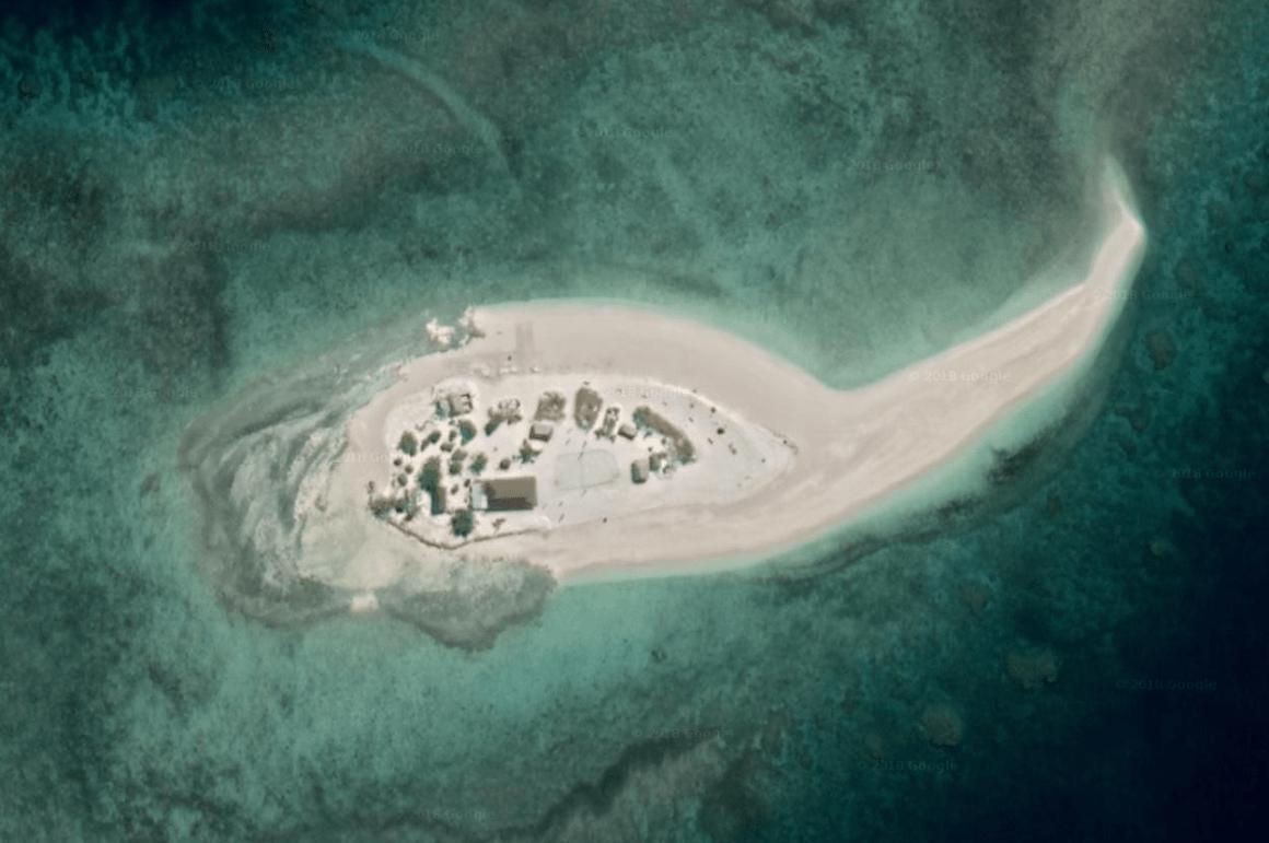 Schooner Island