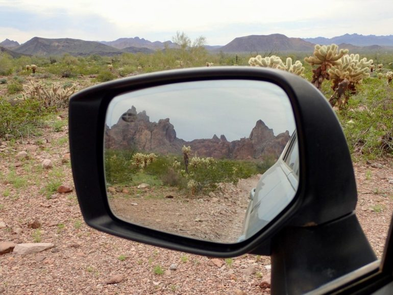 kofa rear view mirror