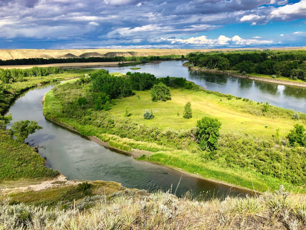 Decision Point, Upper Missouri River Breaks