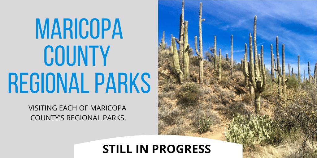 Maricopa County Regional Parks