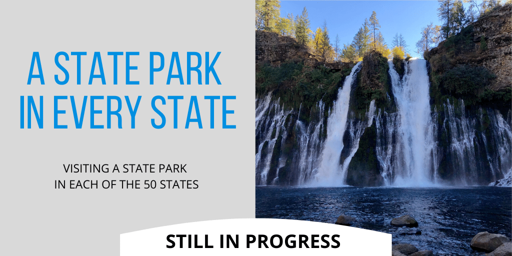 Visit a state park in every state