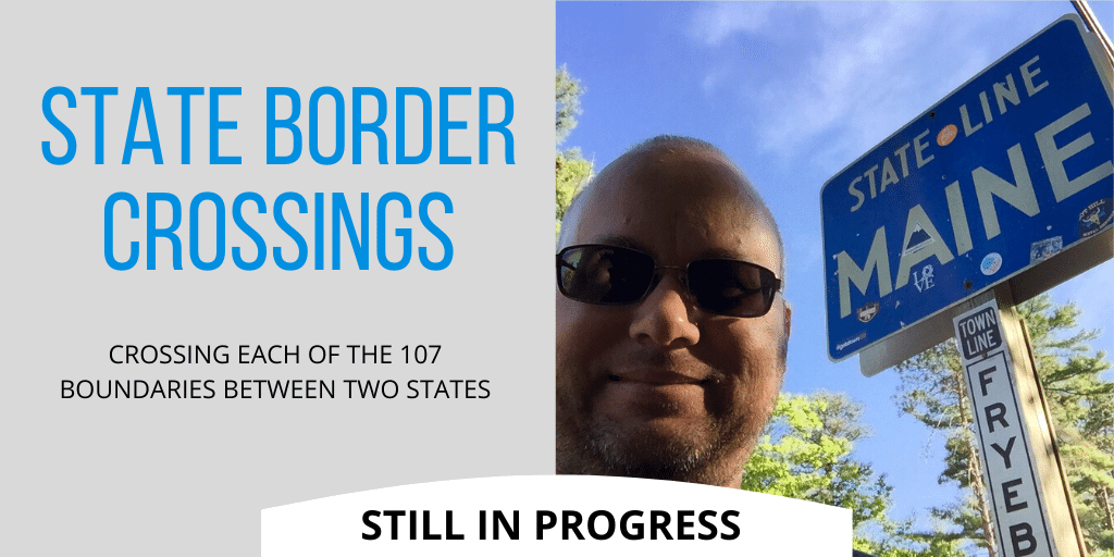 State Border Crossings