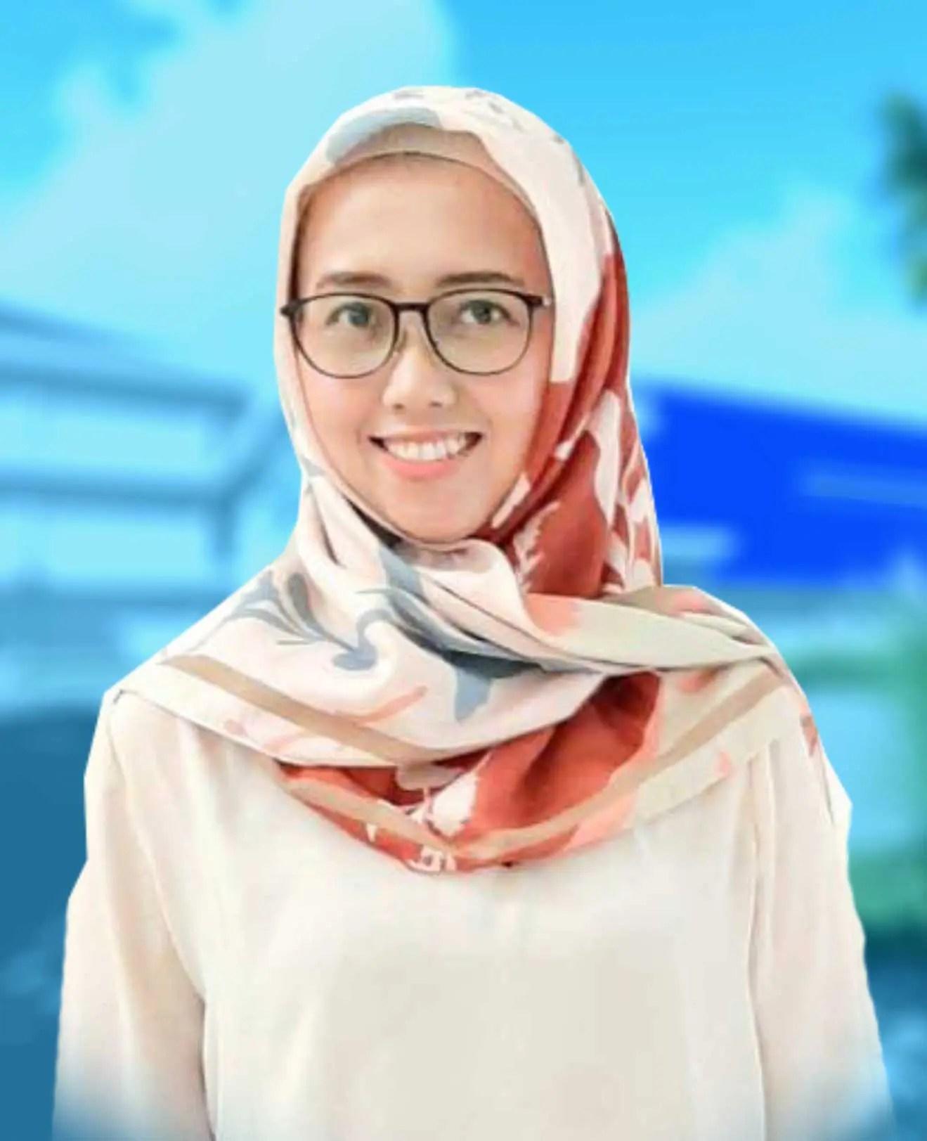 dr. Aling Sekti Puspasari, Sp.M