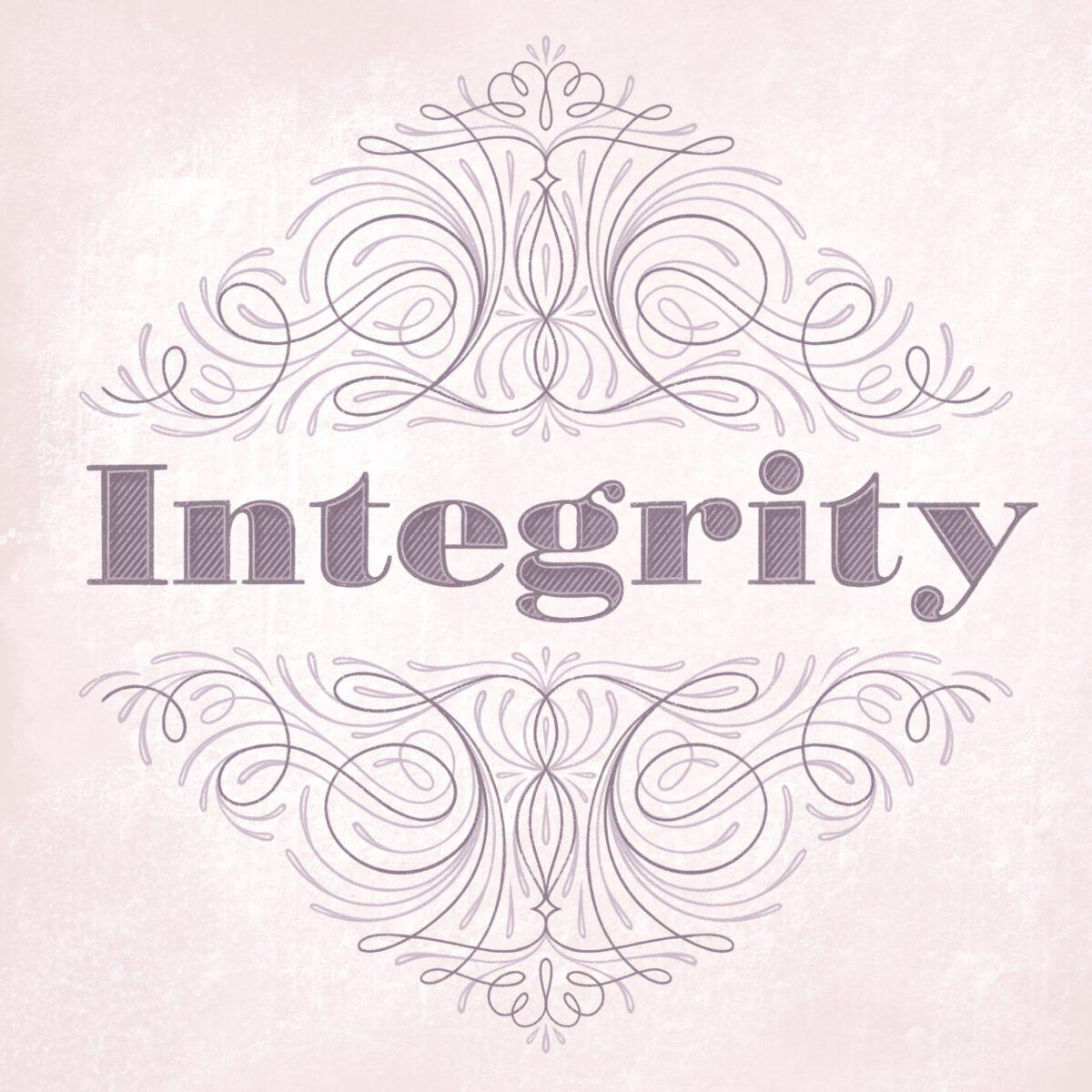 Ramona Schratt - Integrity Lettering