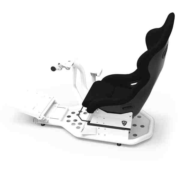 rseat rs1 alcantara white 07