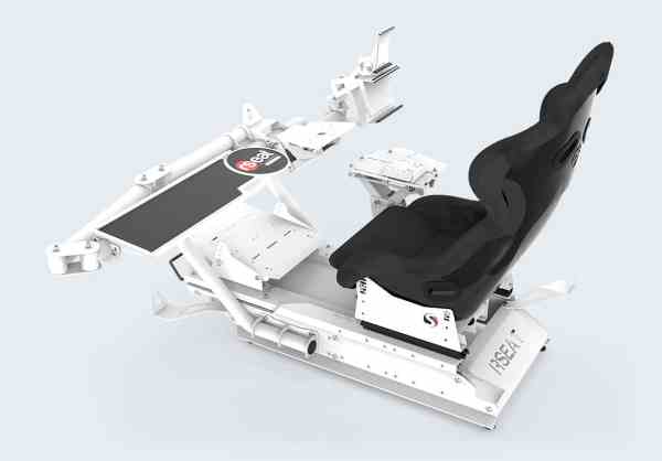 rseat s1 alcantara white upgrades shifter handbrake 03