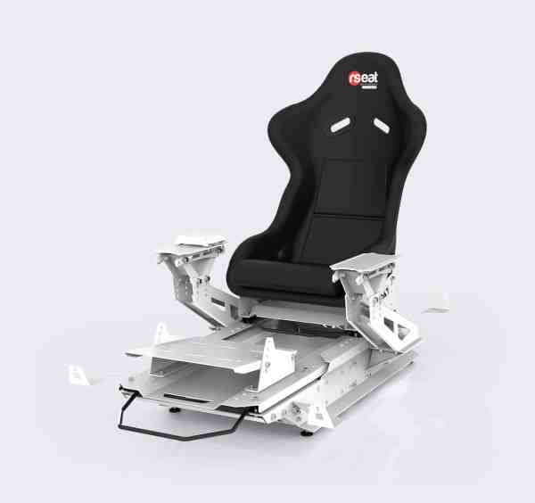 rseat s1 black white upgrades pro shifter 03
