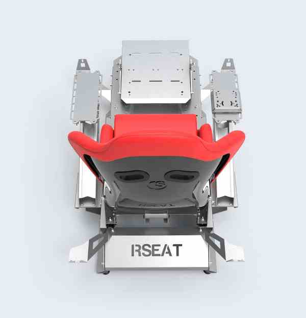 rseat s1 red silver upgrades pro shifter 01