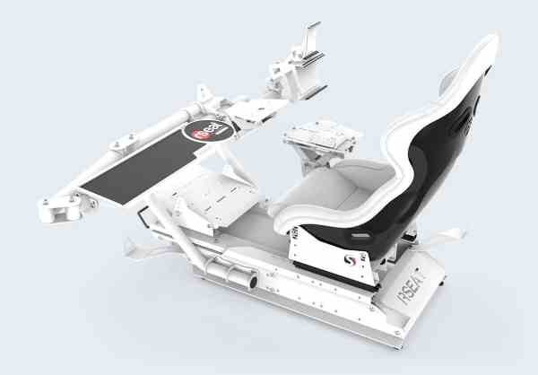rseat s1 white white upgrades shifter handbrake 03