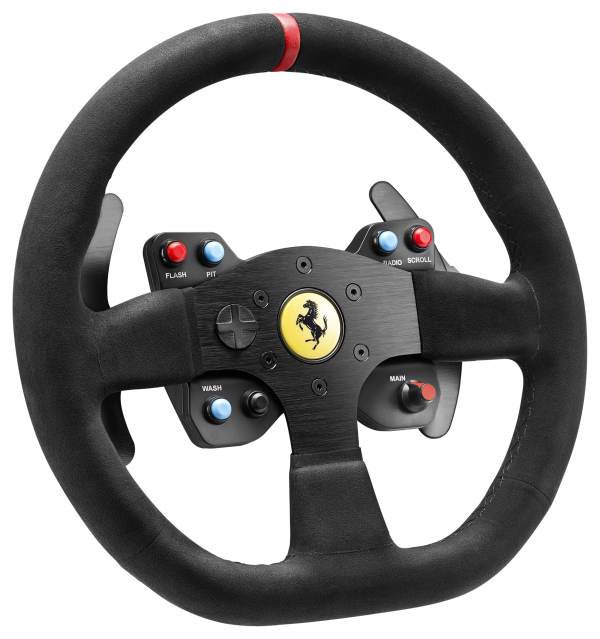 Thrustmaster 599XX alcantara ADD-on