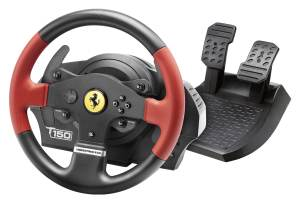 Thrustmaster T150 Ferrari Force feedback Racing Wheel