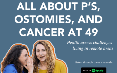 TPP 56: All About P's, Ostomies, and Cancer at 49