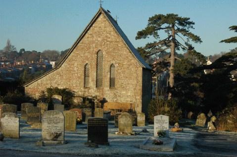 Binstead Cemetery & Chapel