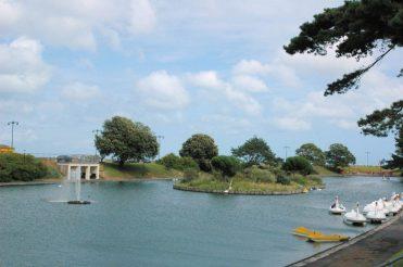 Ryde Canoe Lake July 2007