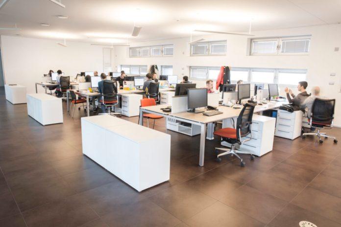 Sede Oceano, un ufficio-casa per i collaboratori CGN