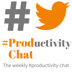 #ProdChat, the weekly #productivity chat on Twitter