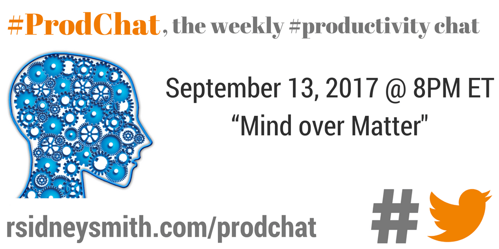 Mind Over Matter - ProdChat