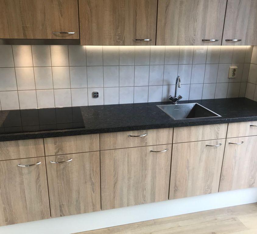 Eenvoudige Inbouw Keuken