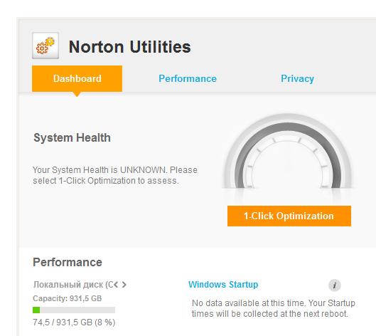 Norton Utilities 2013
